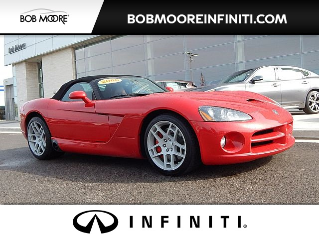 Pre-Owned 2006 Dodge Viper SRT10