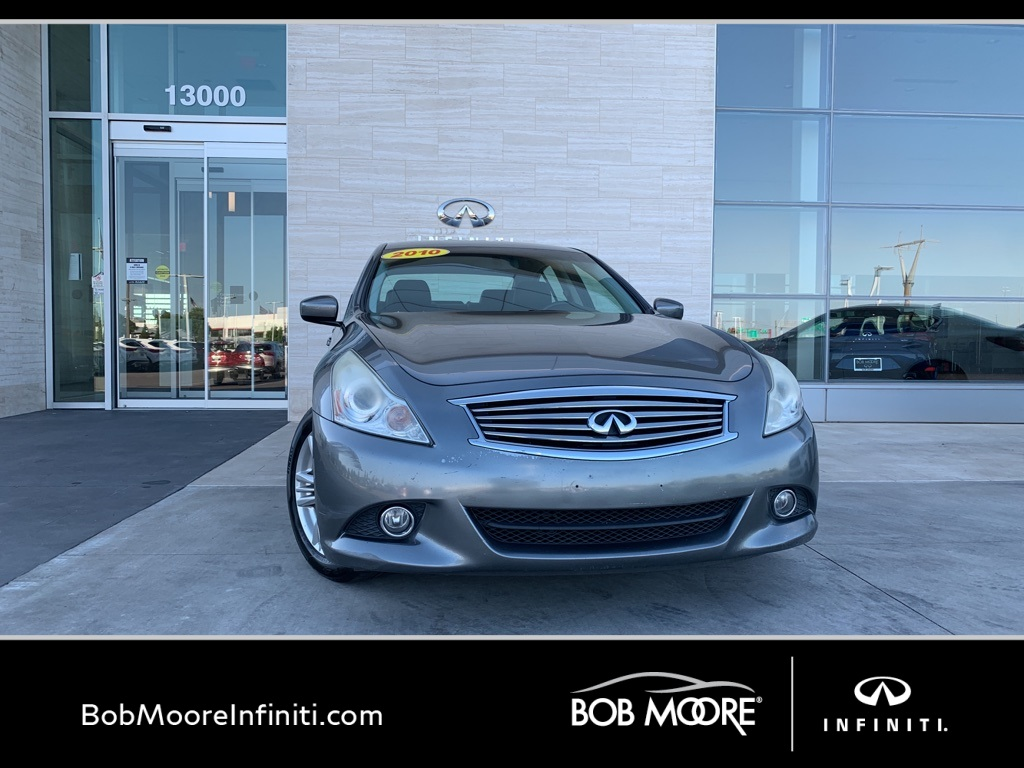 Pre-Owned 2010 INFINITI G37