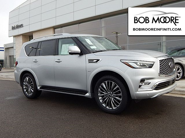 New 2019 Infiniti Qx80 Luxe 2wd Suv In Oklahoma City K9850107 Bob