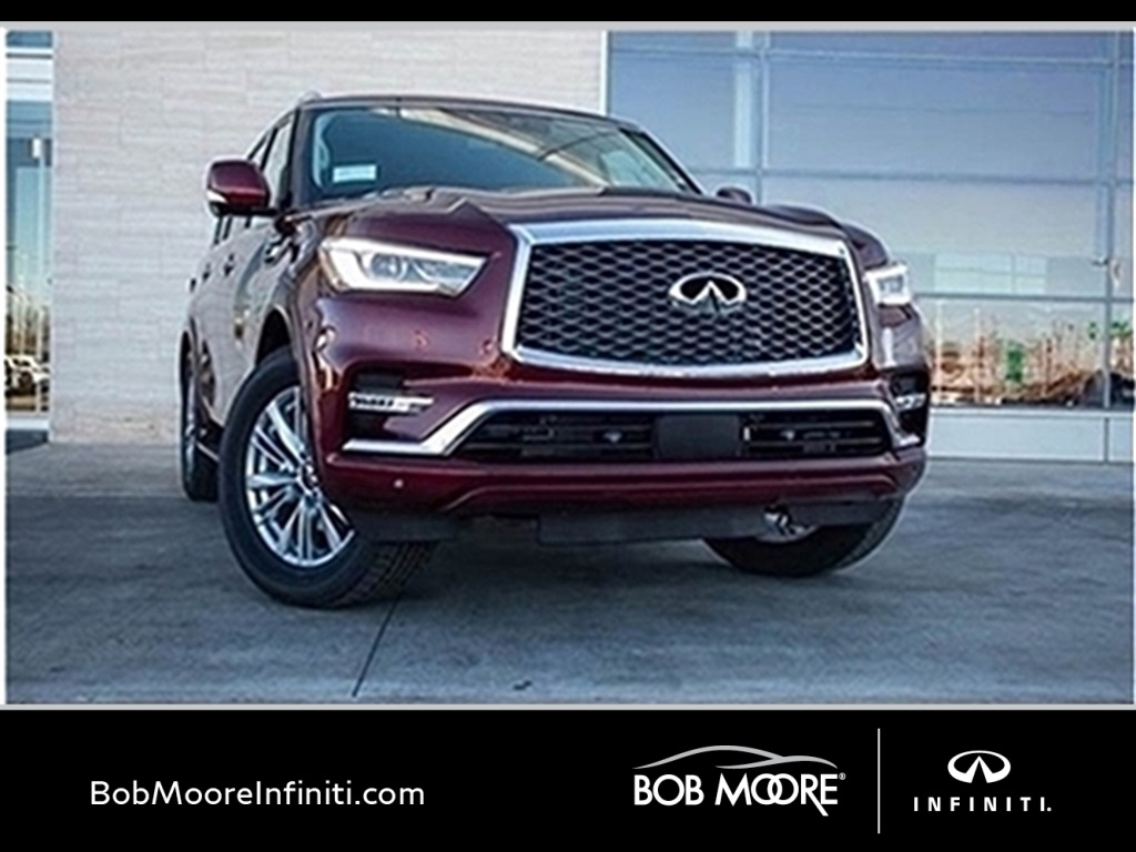 All New 2020 INFINITI QX80