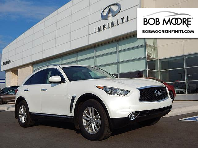 New 2017 INFINITI QX70 AWD