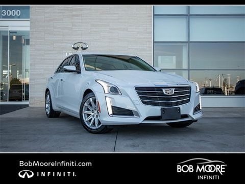 Pre-Owned 2015 Cadillac CTS 2.0L Turbo Luxury