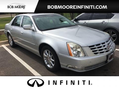 Pre-Owned 2011 Cadillac DTS Luxury
