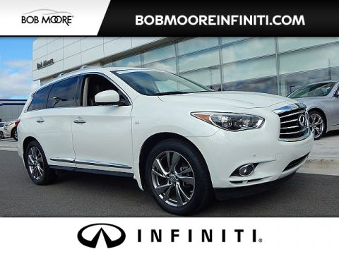 Certified Pre-Owned 2015 INFINITI QX60 DELUXE TECHNOLOGY