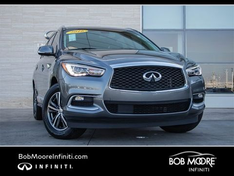 Certified Pre-Owned 2016 INFINITI QX60 *CARFAX ONE OWNER*
