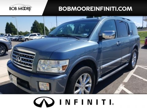 Pre-Owned 2008 INFINITI QX56