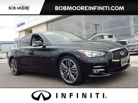 Pre-Owned 2015 INFINITI Q50 Premium PLUS