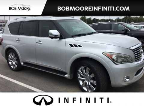 Pre-Owned 2011 INFINITI QX56 DELUXE TECH
