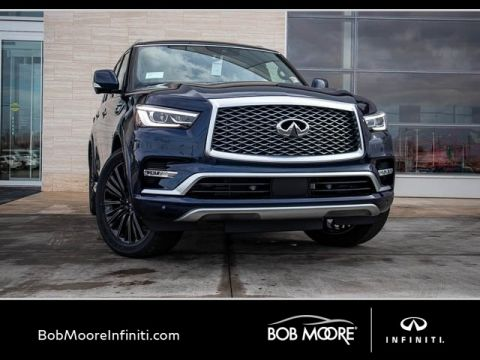 New 2020 INFINITI QX80 Limited