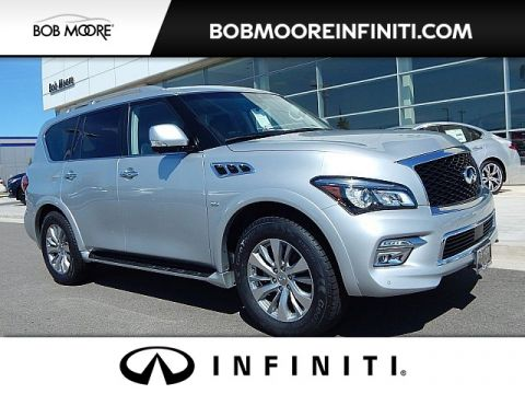 Certified Pre-Owned 2017 INFINITI QX80 DRIVER ASSISTANCE PACKAGE
