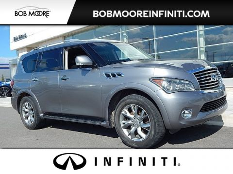 Pre-Owned 2012 INFINITI QX56 THEATER PKG