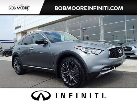 Pre-Owned 2017 INFINITI QX70 LIMITED