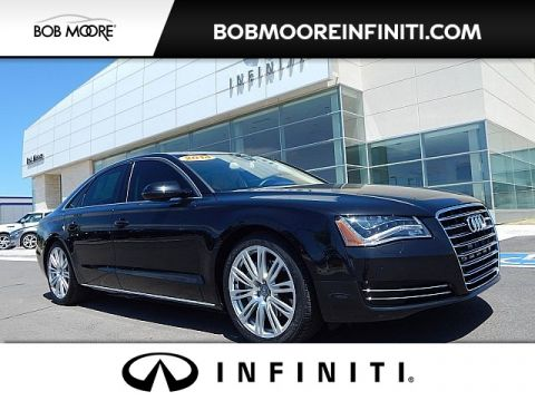 Pre-Owned 2014 Audi A8 3.0T